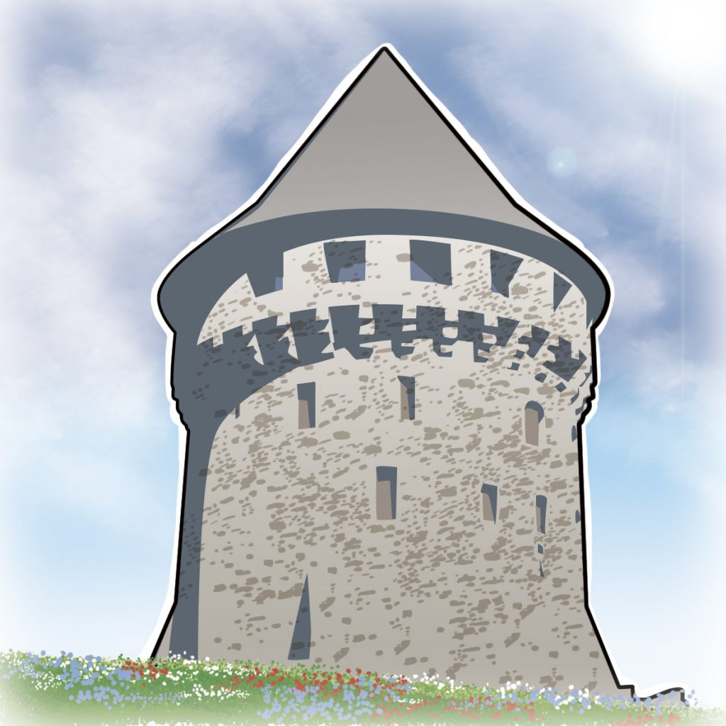 illustrations gameboard europe Brest - Tanguy Tower