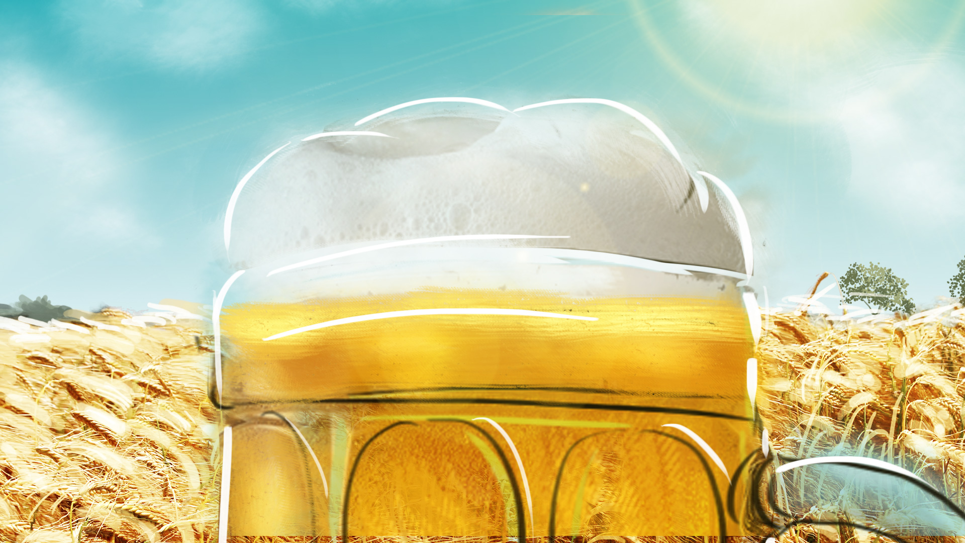 illustration-beer-keyvisual-advertising