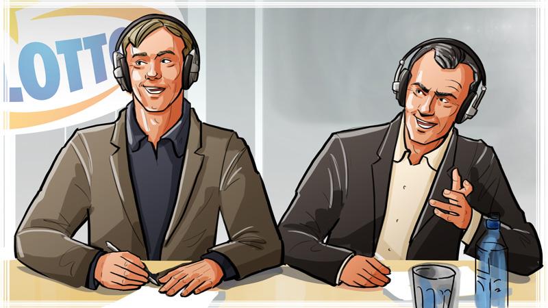 sport speakers illustration